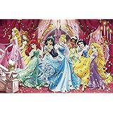 Clementoni - Puzzle Princesas Disney de 250 piezas (29678)