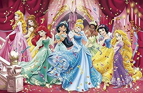Clementoni - 29678.1 - Puzzle Super Color - 250 pièces - Disney Princess 2