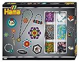 Hama 3714 Kreativbox mit gestreiften Perlen