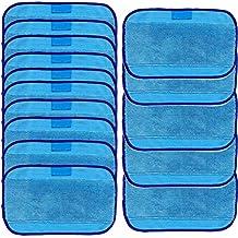 igemy Mopping Paños 15en húmedo para iRobot Braava 380380t 320Mint 42004205 azul