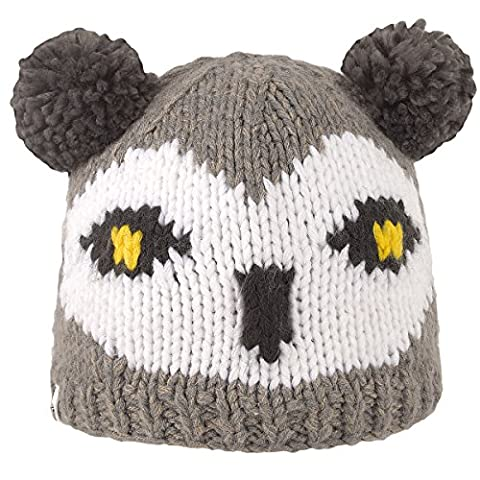 Smart Living Outdoor Brf15k614 Beanie Cappello Animal Cap Colore Owl Gufo