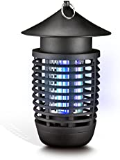 SereneLife WATERPROOF ELECTRIC INSECT KILLER PSLBZ6