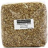 JustIngredients Essential Semillas de Cilantro - 2 Paquetes de 500 gr