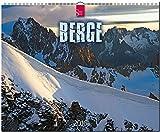Berge 2016: Original Stürtz-Kalender - Großformat-Kalender 60 x 48 cm [Spiralbindung]