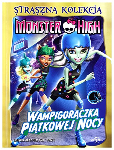 Monster High: Friday Night Frights [DVD] [Region 2] (IMPORT) (Keine deutsche ()