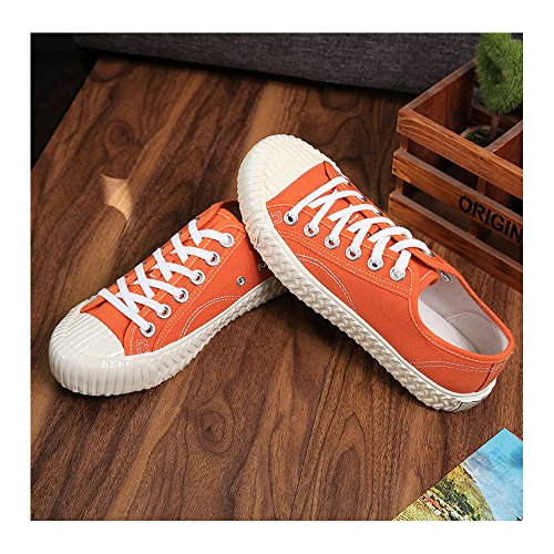 Arancione Unisex Sportiva Scarpa Bassa Piatta Ochenta Scarpe Sneakers Girl Femminile Fashion PYHBSw