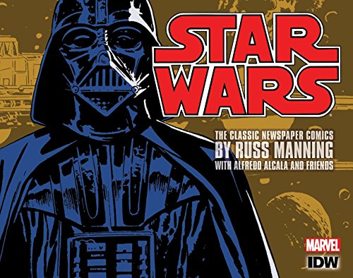 "The first of three volumes that present, for the first time ever, the classic Star Wars newspaper strip from 1979-1984 in its complete format - including each Sunday title header and ""bonus"" panels in their meticulously restored original color. Initi..."