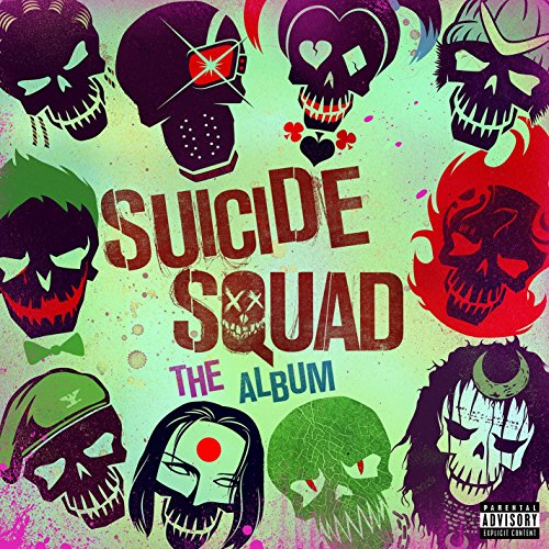 Suicide Squad: The Album [Explicit] 1