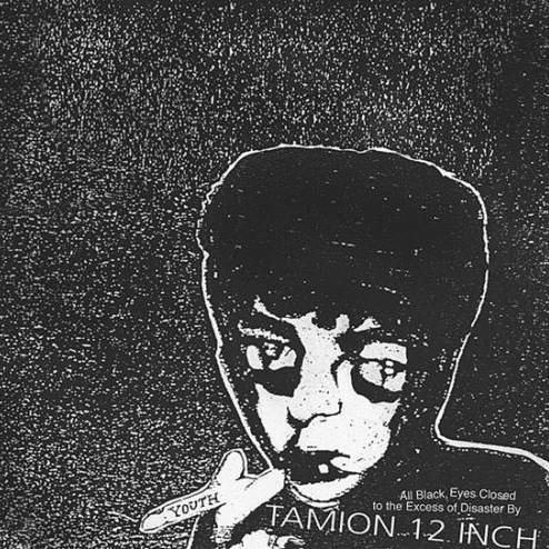 Tamion 12 Inch - All Black, Eyes Closed To The Excess Of Disaster - Ersatz Audio - EZ-024 -