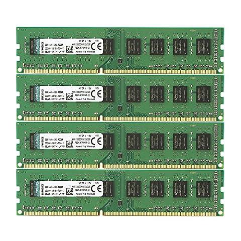 Kingston KVR1333D3N9HK4/32G RAM 32 GB 1333 MHz DDR3 Non-ECC CL9