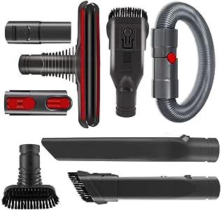 Phayee 8 Stück Home Reinigung Up Werkzeug-Set Teile für Dyson Zubehör Handheld Staubsauger V10