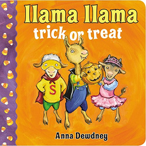 Llama Llama Trick or Treat por Anna Dewdney