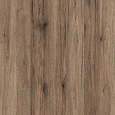 d-c-fix Klebefolie Fototapete selbstklebende Folie für Möbel Küche Tür & Deko Holz Holzoptik versch. Dekore & Maße Möbelfolie Küchenfolie Dekofolie Selbstklebefolie Holzdekor rustikal Eiche Sanremo von Konrad Hornschuch AG & Linea Hogar Deco S.L.