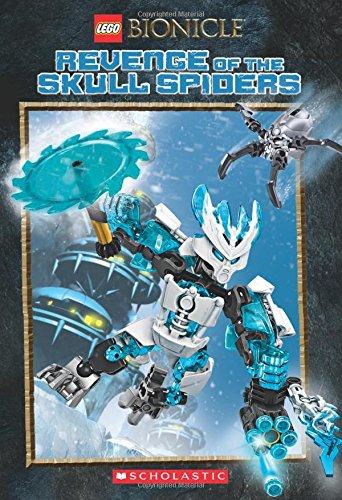 Revenge of the Skull Spiders (Lego Bionicle)