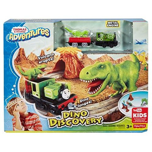 Thomas & Friends 900 FBC23 Adventures Dino Discovery Playset