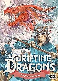 Drifting Dragons, tome 1 par Taku Kuwabara