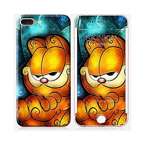 Coque iPhone 5 et 5S de chez Skinkin - Design original : Garfield par Mandie Manzano Skin iPhone 7 Plus