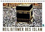 Heiligtümer des Islam (Tischkalender immerwährend DIN A5 quer): Moscheen der Welt – heilige Stätten (Tischkalender, 14 Seiten) (CALVENDO Glaube) [Kalender] [Aug 05, 2014] CALVENDO, k.A.