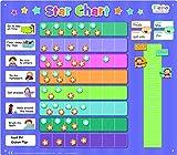 Fiesta Crafts Star Chart / Reward Chart Magnetic Activity Chart - Extra Large 43 x 38 cm