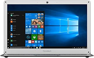 Hometech Alfa 700C 13.3 inç Dizüstü Bilgisayar Intel Celeron 3 GB 32 GB NVIDIA GeForce Windows 10, Gri