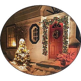 HI-Tannengirlande-aussen-5m-Grne-Girlande-mit-Lichterkette-80x-LED-5-Meter-Girlande-mit-Licht-und-Kugeln-als-Weihnachtsdeko-aussen