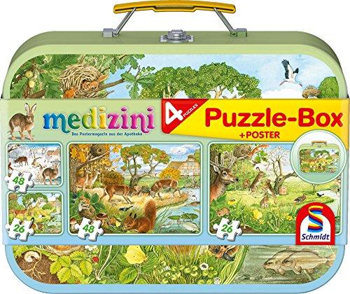 Schmidt Spiele Puzzle 56494 Medi...