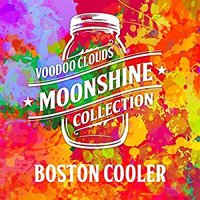Voodoo Clouds Moonshine Boston Cooler Aroma von Voodoo Clouds Moonshine