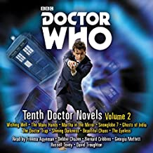 Doctor Who: Tenth Doctor Novels Volume 2: 10th Doctor Novels (BBC Audio)