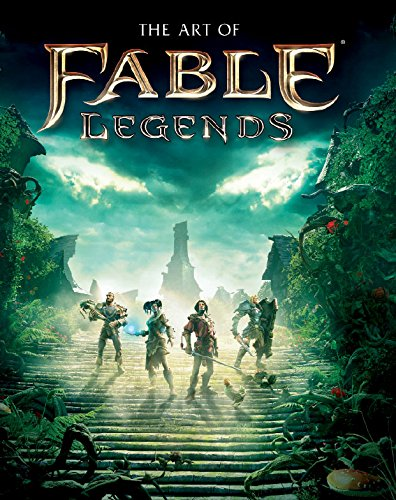 The Art of Fable Legends - Fable Video-spiel