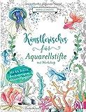 Künstlerisches für Aquarellstifte mit Workshop - Marielle Enders