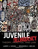 Juvenile Delinquency: Theory, Practice, and Law 11th edition by Siegel, Larry J., Welsh, Brandon C. (2011) Hardcover