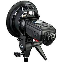 SHOPEE S-Type Bracket Elinchrom S Mount Holder for Speedlite Flash Snoot Softbox Camera Flash Holder Flash Bracket…