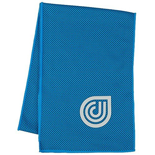 91bf189ef3edd Dr. Cool Instant Chill Lightweight Sports and Fitness Cooling Towel