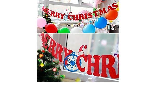 Koreanisch Frohe Weihnachten.Frohe Weihnachten Weihnachtsschmuck Dress Up Blume Anhanger