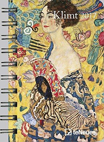 2017 Klimt 2017 Diary - teNeues Small Deluxe Diary - Art - 8.8 x 13cm