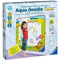 Ravensburger ministeps 04625 Aqua Doodle XXL Color - Pizarra mágica y rotulador al agua [Importado de Alemania]