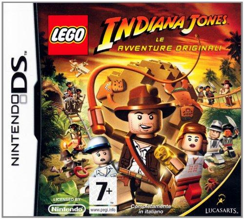 DS - LEGO Indiana Jones - [PAL ITA - MULTILANGUAGE]