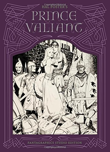 Fantagraphics Studio Edition: Hal Foster's Prince Valiant por Hal Foster