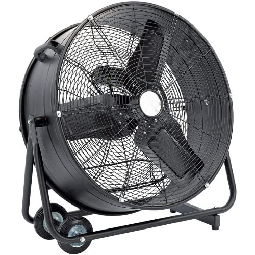 Draper 13519 Expert High Velocity Drum Fan, 610mm