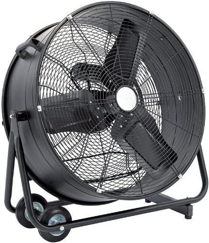 61QJVXkmhSL - Draper 13519 Expert 24-inch High Velocity Drum Fan