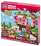 Mega Bloks Hello Kitty Treehouse