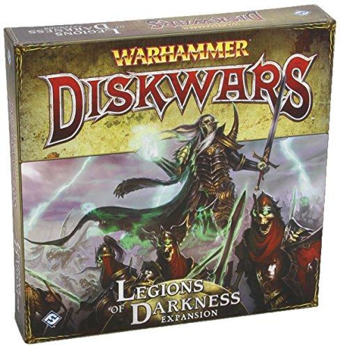 Warhammer Diskwars: legiones de Expansión Oscuridad Juego de mesa