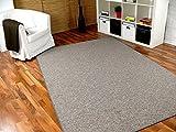 Snapstyle Schlingen Teppich Primo Grau in 24 Größen