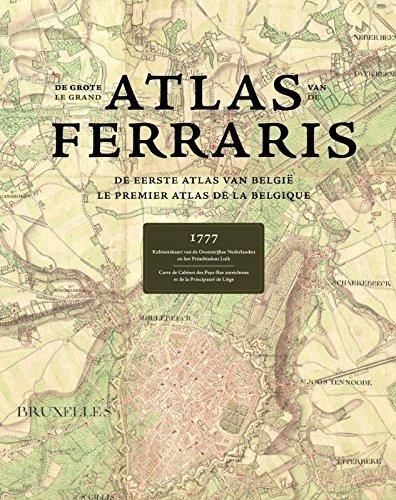 Atlas Ferraris por Lannoo International
