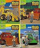 4er Bob der Baumeister 5-8 (Nelson Mini-Bücher)