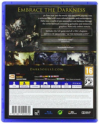 Dark Souls III (3) (GOTY Edition)  PS4 - 2