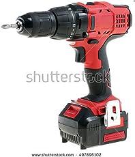 AbbyHus Cordless Drill Machine 12V