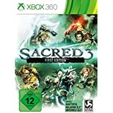 Sacred 3 - First Edition - [Xbox 360]