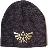 Bonnet 'The Legend of Zelda' - Zelda Logo - Or