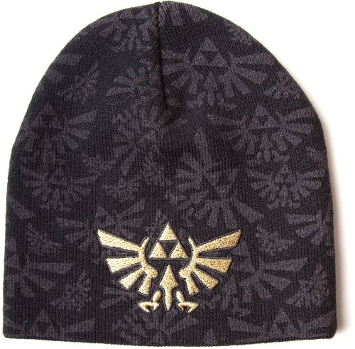 Bonnet The Legend of Zelda Logo Or